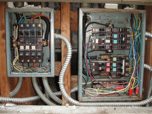 Electrical Service Upgrades Commercial Industrial And